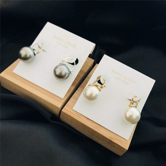 Kate Spade Classic Pearl Earrings